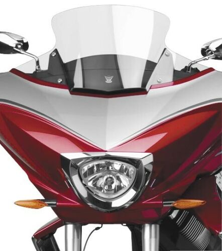 VStream Windshield National Cycle N20700 12.25in.//Clear~