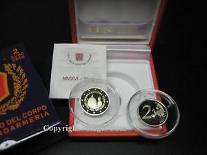 Commemorative-Coin-2016-Gendarmerie-Korps-Pf-Proof