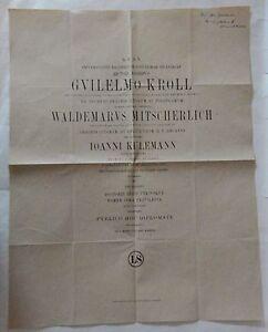 Antike-Doktor-Urkunde-Friedrich-Wilhelms-Universitaet-Berlin-1923