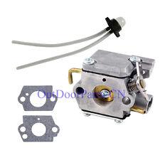 Carburetor W Gasket Bulb Fuel line for 753-05133 MTD TROY BILT Trimmer Parts