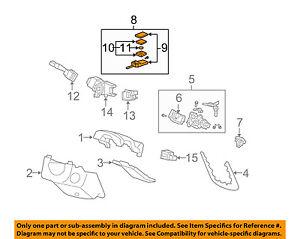 Pleasing Acura Honda Oem 10 13 Mdx Steering Column Key 35113Stxa50 Ebay Wiring 101 Vieworaxxcnl