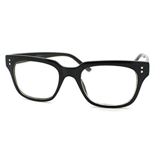 2bbe348ddd Kingsman Glasses Black Eyeglasses Nerd Dots Secret Service Movie Fashion  Costume
