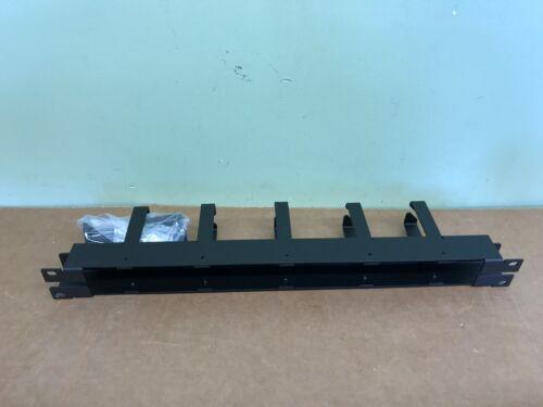 1U Black CPI  13070-719 Horizontal Wire Management Panel for VCS