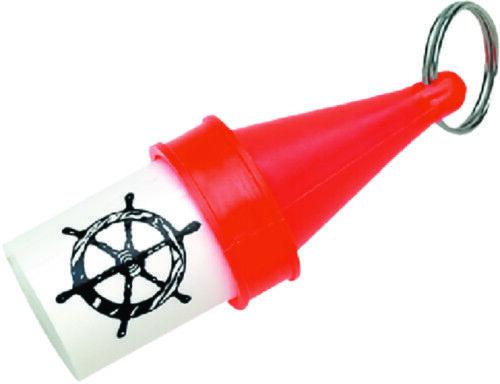 Seachoice Boat Marine Red Floating Key Buoy Watertight Store Small Items