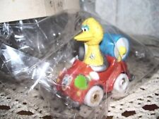 SESAME STREET MUPPETS BIG BIRD CAR 1987