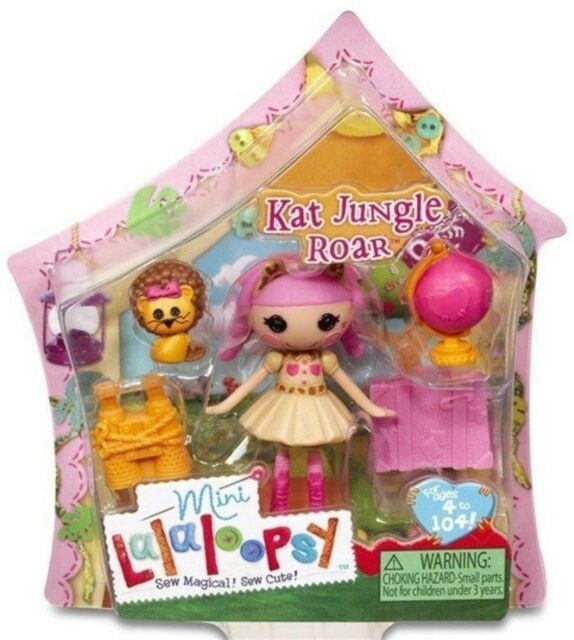 LALALOOPSY MINI KAT JUNGLE ROAR  **MIB**