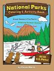 America's National Parks Coloring and Activity Book by Carole Marsh (Paperback / softback, 2016)