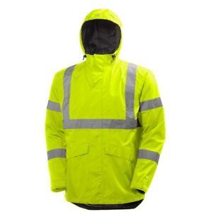 14a4ad69078 Buy Helly Hansen Workwear Men's ALTA Shelter High VISABILTY Jacket ...
