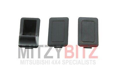 MITSUBISHI DELICA 2.8TD L400 HAZARD HEATED WINDOW /& BLANKING BUTTON SWITCH