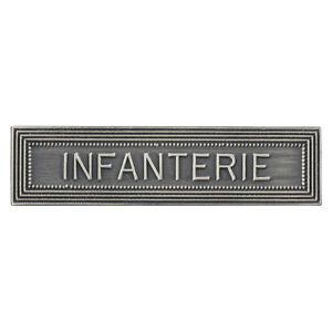 Agrafe Pour Médaille Ordonnance Infanterie 0evzsg24-08003744-333222484