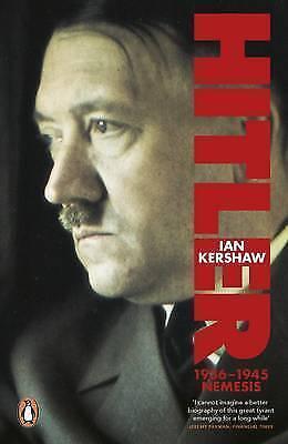 1 of 1 - HITLER 1936-1945: Nemesis by Ian Kershaw (Paperback, 2001)