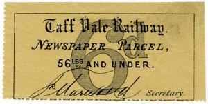 I-B-Taff-Vale-Railway-Newspaper-Parcel-6d