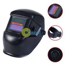 Auto Oscurecimiento Casco Soldadura Máscara De Energía Solar Seguridad del PPE protege la cara