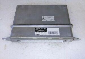 2006 Lexus IS250 ecm ecu computer 89661-53580