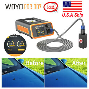 WOYO Car Paintless Dent Repair Tool for Removing Iron Body Dents Hotbox PDR007