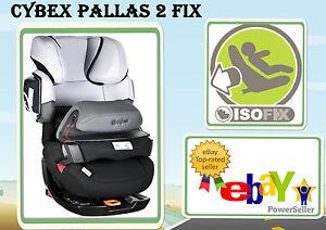 Silla coche cybex pallas 2 fix grupo 1 2 3 con isofix 2015 ebay - Silla cybex grupo 2 3 isofix ...