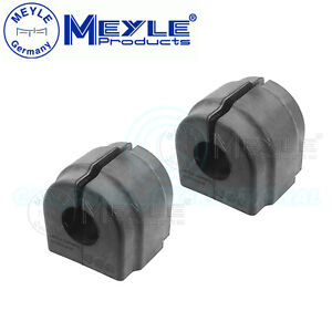 2x Meyle Anti Roll Bar Bushes Front Axle Left and Right (Inner) No: 314 615 0010