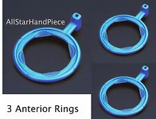 3 Anterior X Ray Aiming Rings Color Coded Rinn Xcp Style Blue X Ray Positioning
