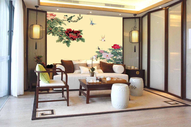 3D Blätter Muster Blaumen 9903 Tapete Wandgemälde Tapeten Bild Familie DE Kyan | Guter weltweiter Ruf  | Um Eine Hohe Bewunderung Gewinnen Und Ist Weit Verbreitet Trusted In-und   | Ausgezeichnetes Preis