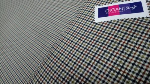 1a mercancía 70/% cachemir 30/% lana virgen de italia wollstoff traje elegante METERWARE