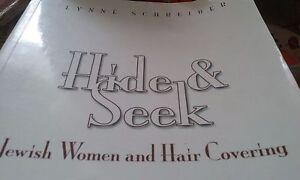 HIDE-amp-SEEK-Jewish-Women-HAIR-COVERING-Obligation-LAW-Sheitel-Wig-Bible-Snood