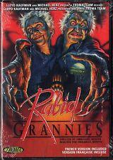 Rabid Grannies  DVD Directed by Emmanuel Kervyn