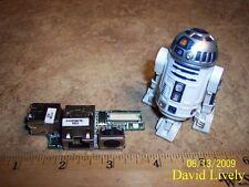 DELL Y4150 LATITUDE D610 USB/S-VIDEO NIC BOARD DA0JM5LBAG3 32JM51B0019