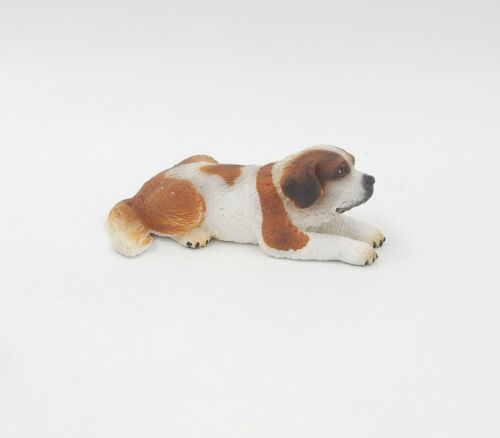 SCHLEICH Cane//DOG SAN BERNARDO FEMMINA//Saint Bernard 16380