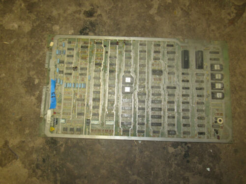Atari Centepede MPU board  Cant test it sold as is