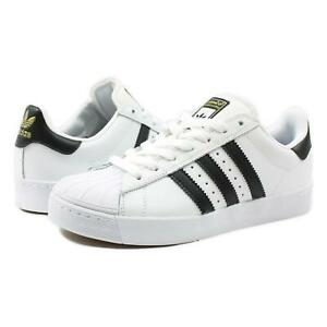 Adidas-Mens-Superstar-Vulc-Adv-Sneakers-White-Black-4-New