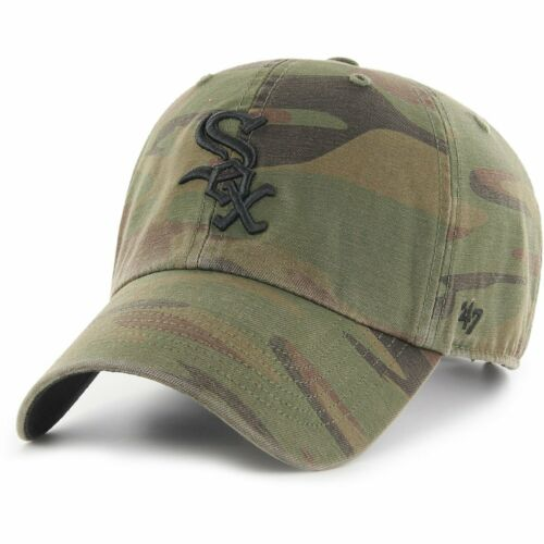 47 Brand Relaxed Fit Cap REGIMENT Chicago White Sox camo