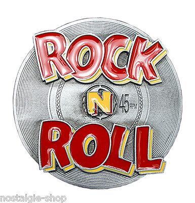 Biker,Rock`n Roll Gürtelschnalle Elvis Presley 50er Rockabilly Buckle o
