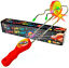 thumbnail 5 - Light Up Gyro Kinetic Wheel Rail Twister