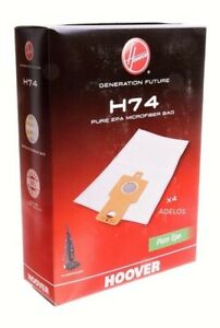Genuine-Hoover-H74-Microfibre-Dusting-Bags-HVR35601661-Pack-of-4