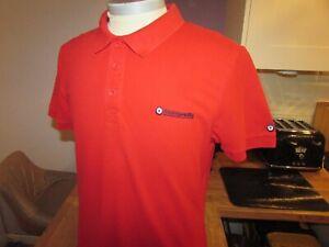 Hommes-Createur-Lambretta-Moyen-Smart-Polo-T-Shirt-40-034-Tour-De-Poitrine-MOD-SKA