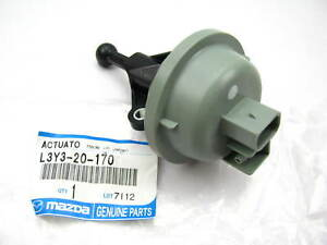 New OEM Mazdaspeed 3 Mazdaspeed 6 /& CX-7 2007-2013 shutter valve actuator