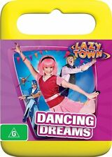 LazyTown: Dancing Dreams - Stephanie NEW R4 DVD
