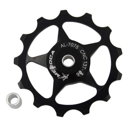 11-13T MTB Ceramic Bearing Jockey Wheel Pulley Road Bike Bicycle Rear Derailleur