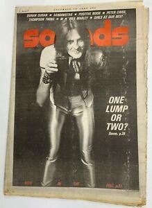 Sounds-Music-Magazine-December-13-1980-Saxon-Duran-Duran-Positive-Noise