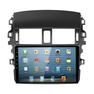 9-034-Android-8-1-Car-DVD-GPS-Navigation-Radio-Fit-For-Toyota-Corolla-2009-2013