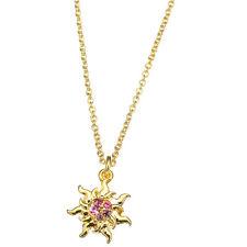 Tangled necklace Rapunzel sun Amulet Pendant Disney Store Japan SHIPPING FREE