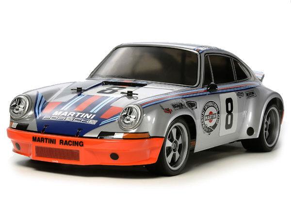 58571 Tamiya Porsche 911 Carrera RSR 1 10TH TT-02 Chassis Kit NO ESC