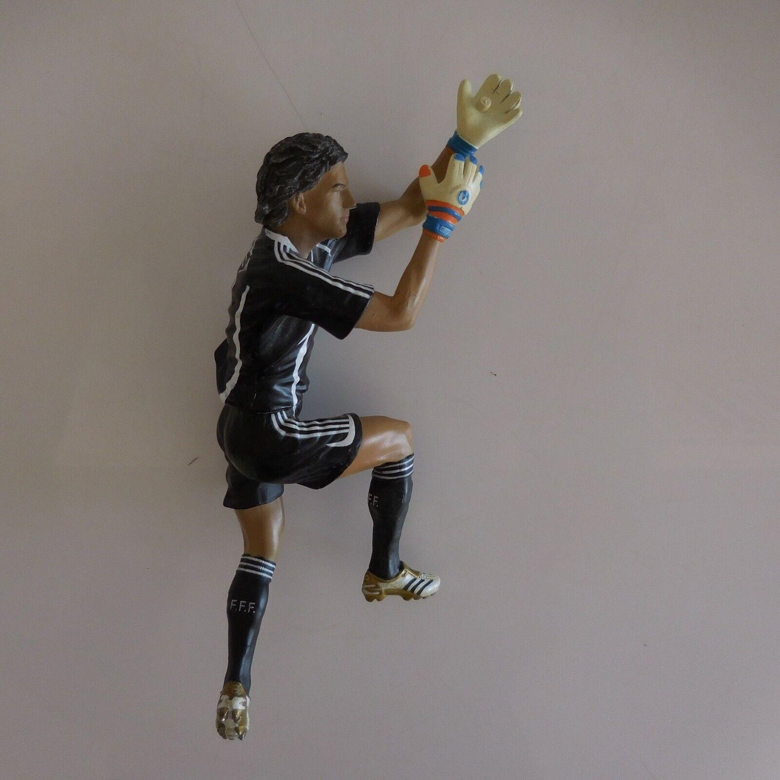 Figura Gregory Coupet Juguetes Vintage Sport Colección Fútbol Francia
