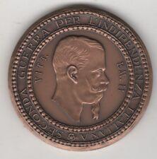 VITTORIO EMANUELE II MEDAGLIA 1859-1959 CENTENARIO GUERRA INDIPENDENZA (MM50)#PL