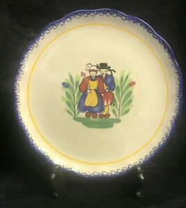 Vintage-French-Dish-Pornic-Bretagne-Earthenware