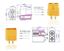 XT60-Goldstecker-Lipo-Akku-Stecker-Buchse-Schrumpfschlauch-1-2-3-4-5-10-20-60A Indexbild 5