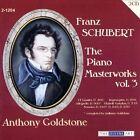 Schubert: The Piano Masterworks, Vol. 3 (CD, Oct-2006, Divine Art)
