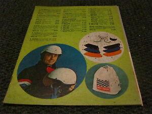 Harley-1971-Motorcycle-Accessory-Catalog-Rare-OEM-Brochure-Vintage-Accessories