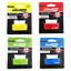 Coche Colores Eco OBD2 Gasolina Gas Ahorrador de combustible motor Tuning Caja Chip Power Booster