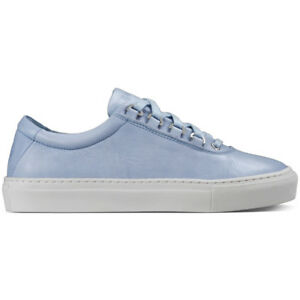 K-Swiss-Court-Classico-Sizes-3-7-8-Blue-RRP-105-BNIB-95097-MADE-IN-PORTUGAL